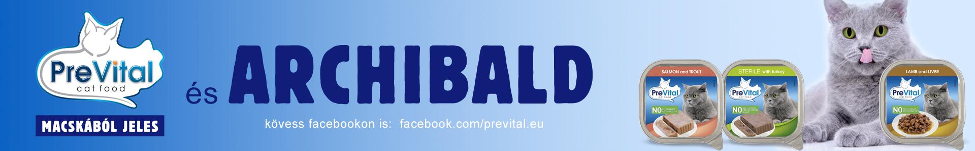 ARCHIBALD - Prevital